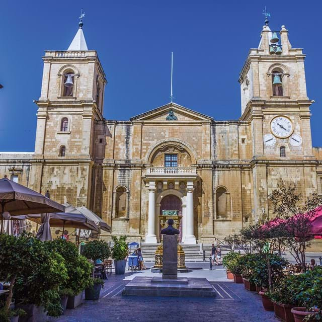 Cathedral of Saint John in Valletta