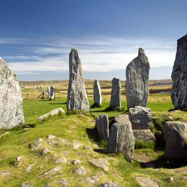 Callanish Standing Stone Circle, Isle of Lewis